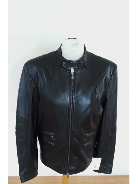 Trendy Leather Jacket
