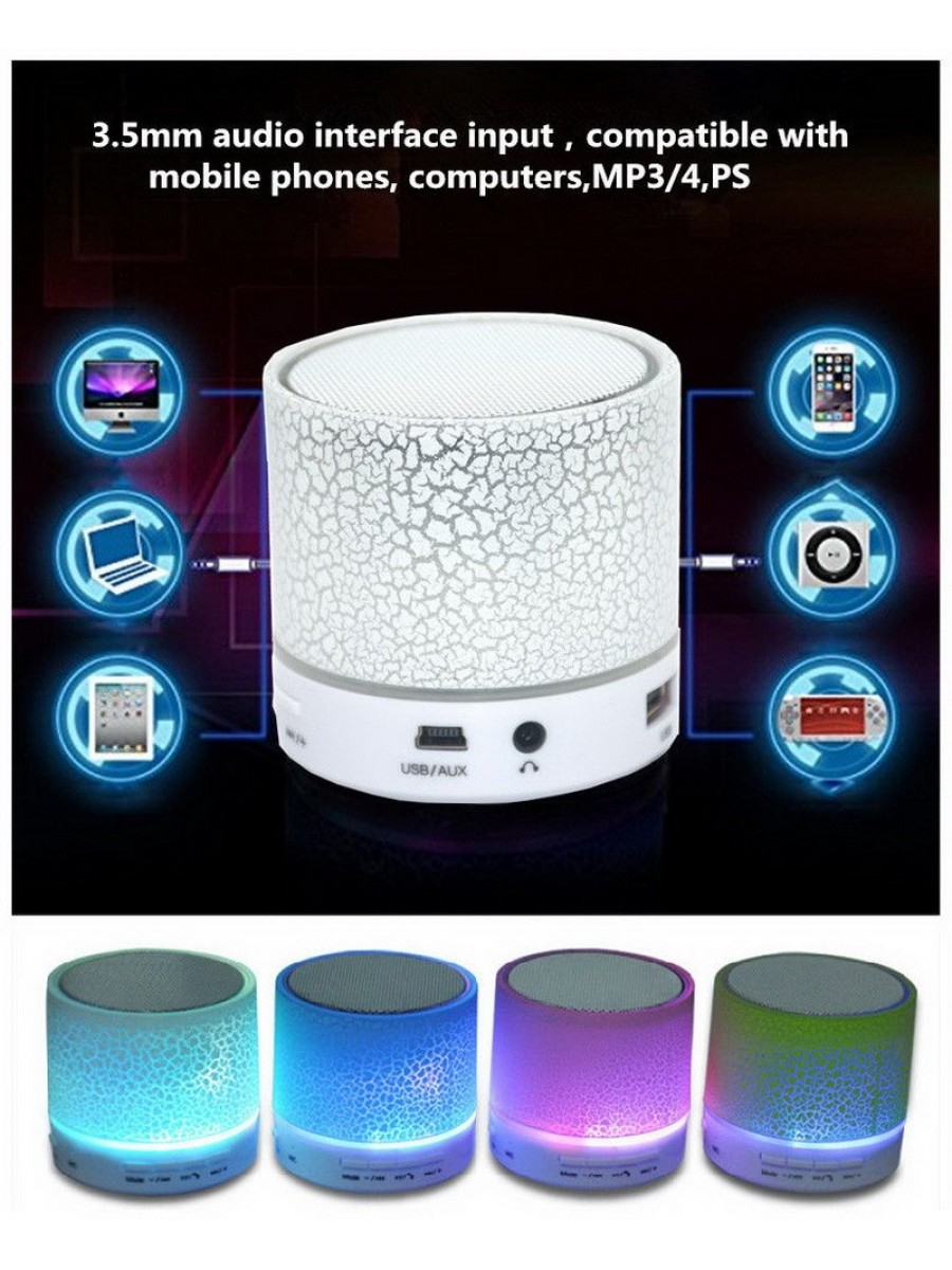Draadloze Mini Bluetooth Speakers