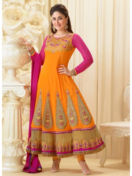 Gorgeous Churidar Suit